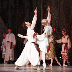 Балет «Лілея» - Львівська опера