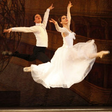 Балет «Повернення Баттерфляй» - Оперний театр