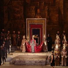 Опера «Набукко» - Львівська опера