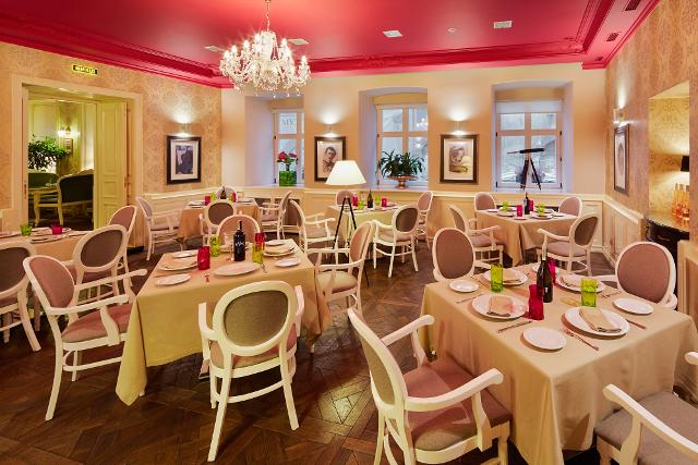 Ресторан Vintage Nouveau