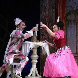 Оперний театр – Опера «Паяци»