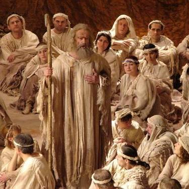 Оперний театр - Опера «Мойсей»