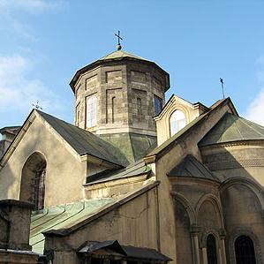 Вірменська церква у Львові