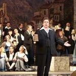 Оперний театр - Опера «Cavalleria rusticana»