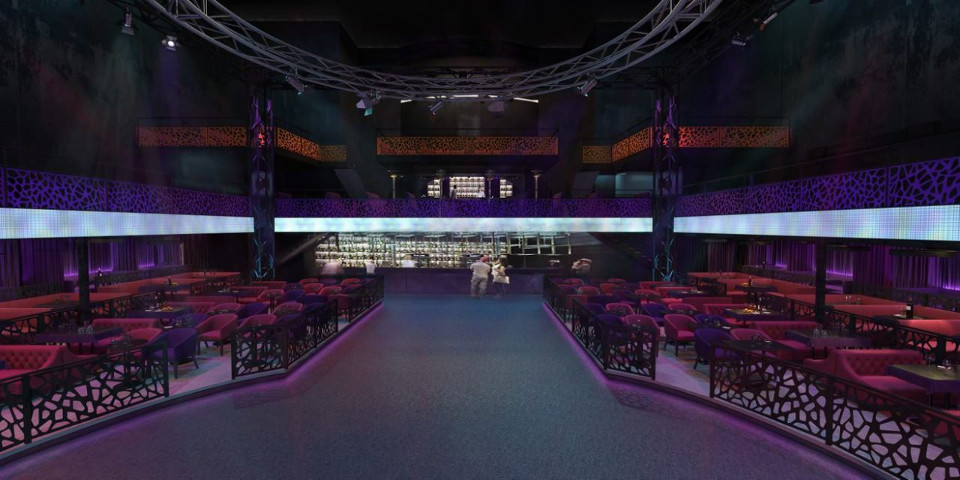 Малевич: night club & concert arena