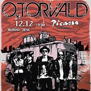 Концерт гурту O.Torvald на підтримку альбому «Ти Є»