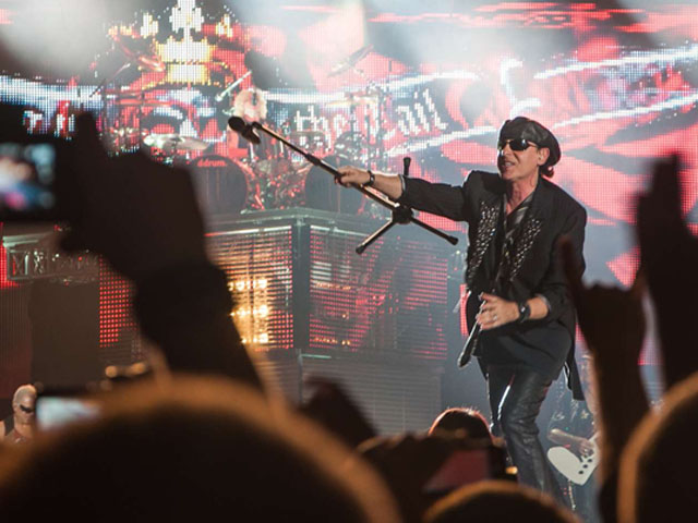 SCORPIONS: The Final Sting World Tour in Lviv