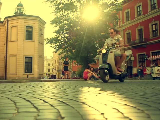 Місто для закоханих