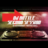 Вечірка DJ Battle. Second session