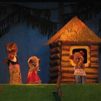 Театр «І люди, і ляльки» - Вистава «Веселі ведмежата»