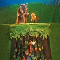 Вистава «Мій золотий синочок» - Театр «І люди, і ляльки»
