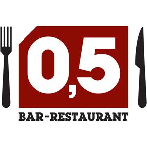 Бар-ресторан «0,5»