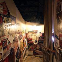 Концерти у арт-кав'ярні «Квартира 35» (липень 2013)