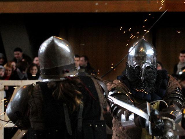 Чемпіонат України з Історичного Середньовічного Бою
