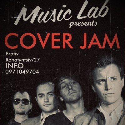 Концерт гурту Cover Jam @ Music Lab