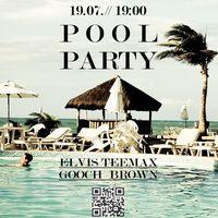 Вечірка Pool Party @ Медик