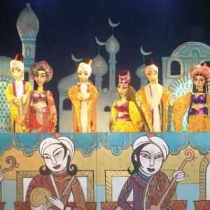 Вистава «Алі-Баба і розбійники» - Львівський театр ляльок