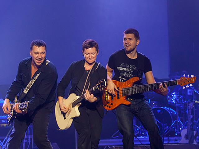 Фото з концерту Діани Арбеніної