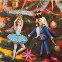 Різдвяна виставка в галереї «Зелена Канапа»