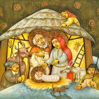 Різдвяна виставка в галереї ICONART