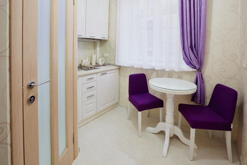 Апартаменти на вулиці Насипній, 9