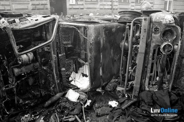 Після бунту у Львові...