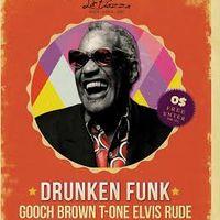 Вечірка Drunken Funk @ La Piazza