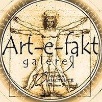 Галерея «Art-e-fakt galereЯ»