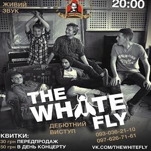 Концерт гурту The White Fly