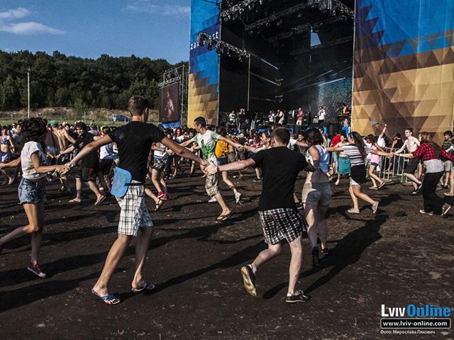 Поблизу Львова відбувся наймастабніший і один з небагатьох музичних фестивалів цього літа