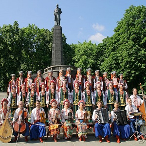 Концерт Черкаського академічного заслуженого народного хору