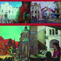 Виставка живопису «В пошуках Міста»