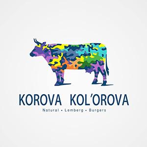 Бургерна «Корова Кольорова»