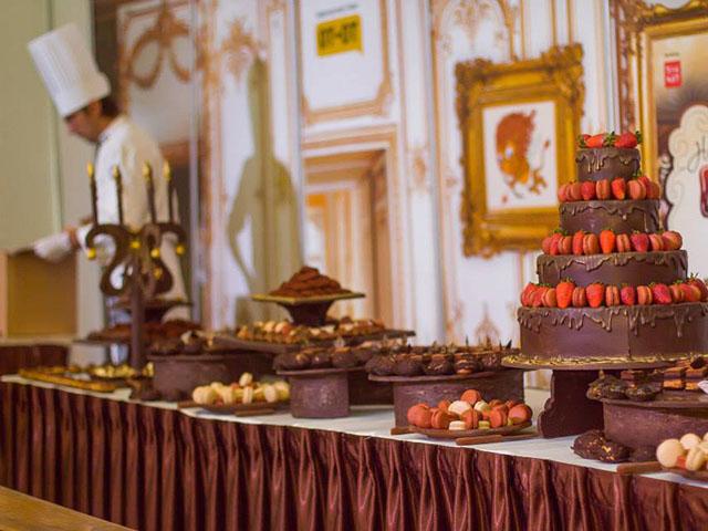 Фотозвіт зі Cвята Шоколаду у Львові