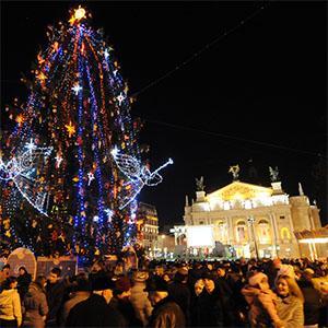 Тур «Різдво у Львові»