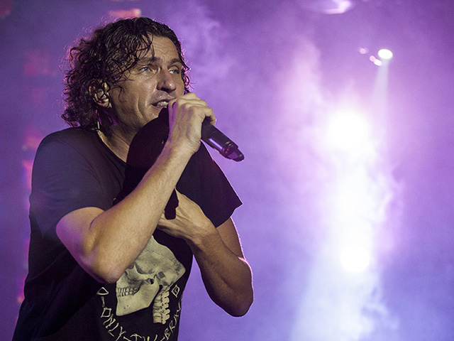 Фото та відео з концерту Скрябіна