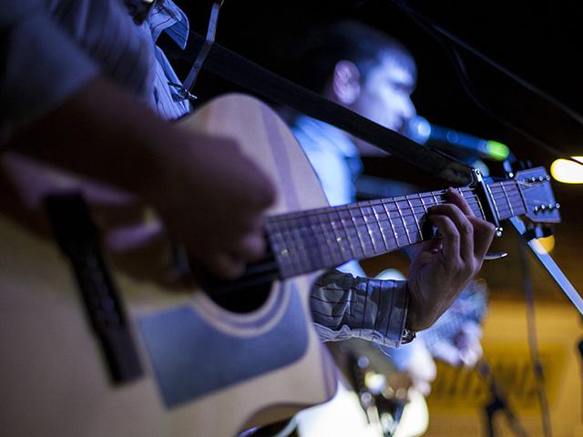 Фото з концерту гурту СолоДощів