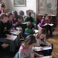 Інтерактивні заняття для дітей «У світі музею»
