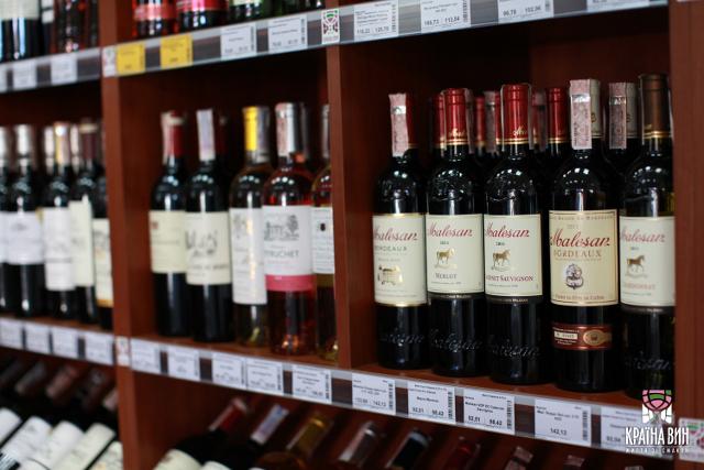 Мережа винних магазинів «Країна вин»