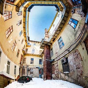 Екскурсія «Загадки львівських двориків»