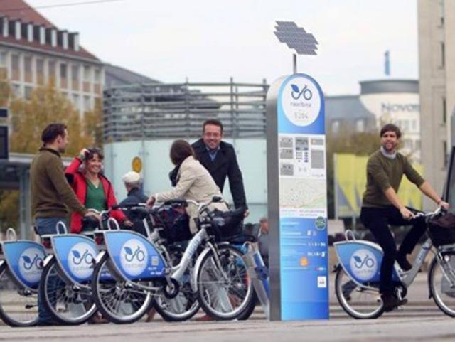 Сервіс Nextbike відкриє пункти велопрокату у Львові