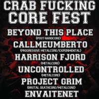 Концерт Crab Fucking Core Fest
