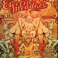 Рок-фестиваль Electric Meadow Fest 2015