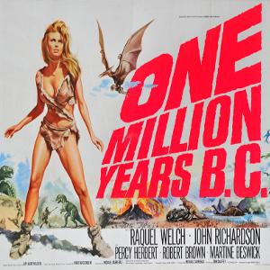 Фільм «Мільйон років до нашої ери» (One Million Years B.C.)