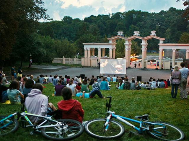 Місця щасливих ідей: як змінюється Парк культури у Львові