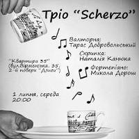 Концерт тріо «Scherzo»
