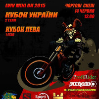 Mini-Downhill «Кубок Лева» 2015