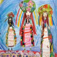 Виставка «Барви моєї України»