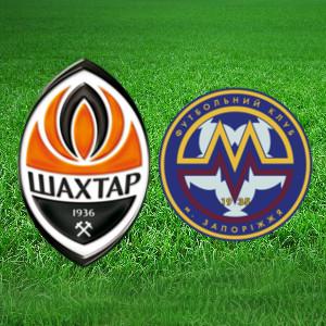 Футбол. Чемпіонат України. «Шахтар» (Донецьк) – «Металург» (Запоріжжя)