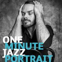 Фотовиставка Славека Пжерви «One Minute Jazz Portrait»